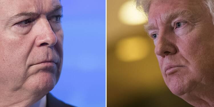 Affaire russe: Trump contre-attaque, l'enquête du FBI se rapproche