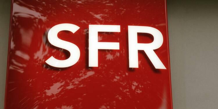Fibre: SFR renonce à une couverture de l'ensemble du territoire français