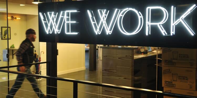 """WeWork: la startup à 20 milliards entre """"coolitude"""" et empire immobilier"""