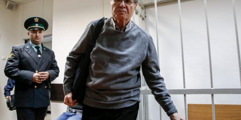 Russie: dix ans de camp requis contre un ex-ministre accusé de corruption