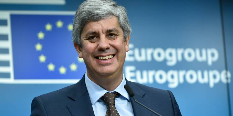 Le Portugais Mario Centeno, un président consensuel pour l'Eurogroupe