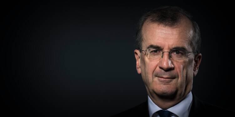 À Tokyo, le gouverneur de la Banque de France vante le cap économique de Macron