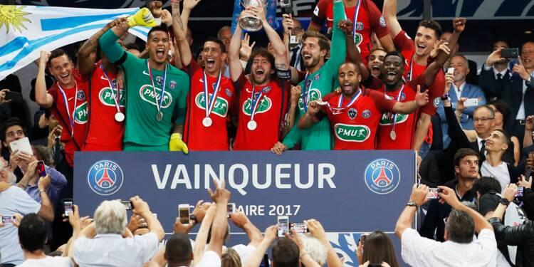 Coupe de France: le PSG à Rennes en 32e de finale