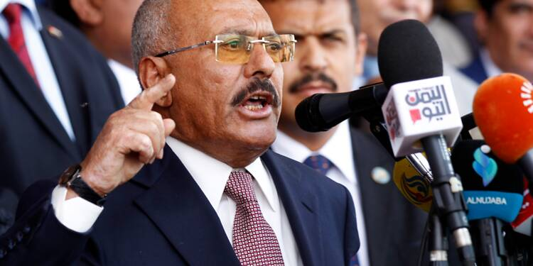 Saleh, un redoutable tacticien qui voulait conserver son emprise sur le Yémen