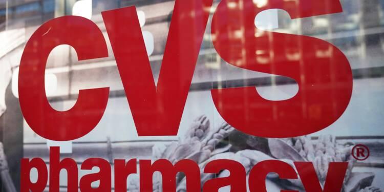 Etats-Unis: CVS Health achète l'assureur Aetna pour 69 milliards de dollars