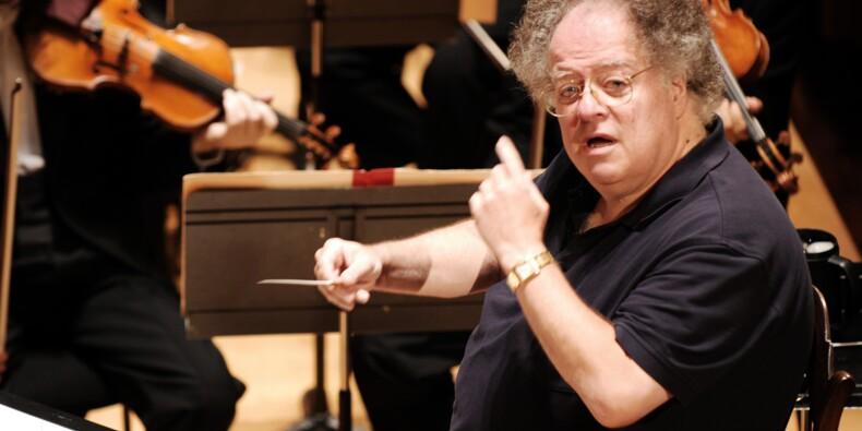 James Levine, accusé d'agression sexuelle, suspendu par le Metropolitan Opera de New York