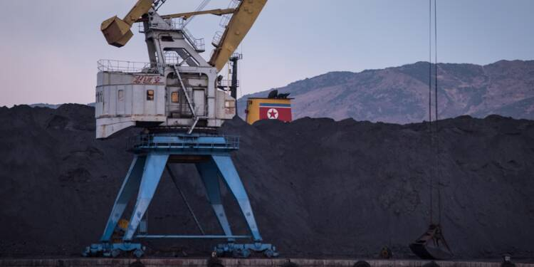 Corée du Nord: le charbon est en rade mais les affaires russes sont florissantes