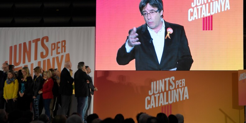 L'Espagne retire le mandat d'arrêt européen contre Puigdemont
