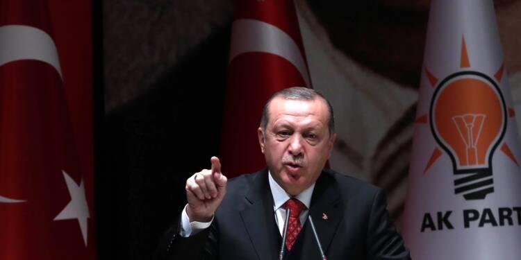 """Erdogan: Jérusalem est une """"ligne rouge"""""""