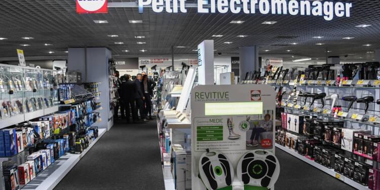 Carrefour et Fnac Darty s'allient pour l'achat d'électroménager et d'électronique
