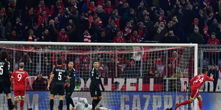 Ligue des champions: avertissement sans (trop de) frais pour le PSG face au Bayern