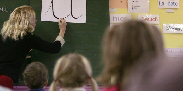 Ecole: les compétences en lecture déclinent depuis près de 20 ans
