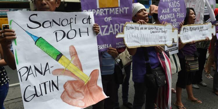"""Sanofi: l'échec du Dengvaxia, révélateur de difficultés """"plus globales"""""""
