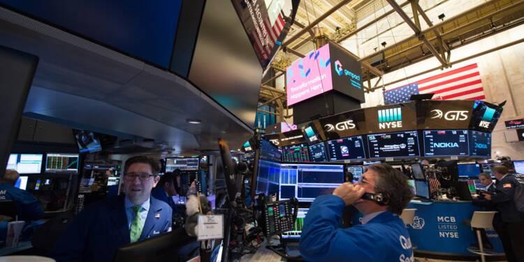 Wall Street, sans entrain, termine en ordre dispersé