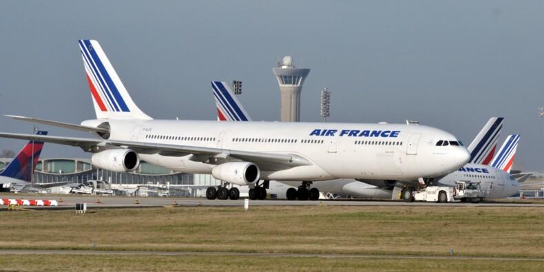 Levée du préavis de grève des pilotes d'Air France pour jeudi