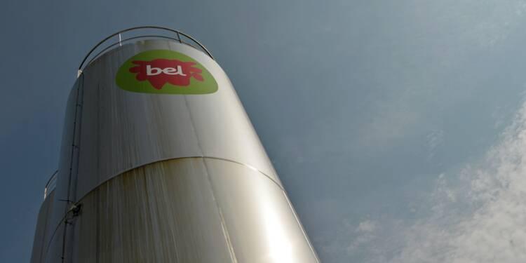 Fromageries Bel s'engage sur un prix moyen du lait pour 2018