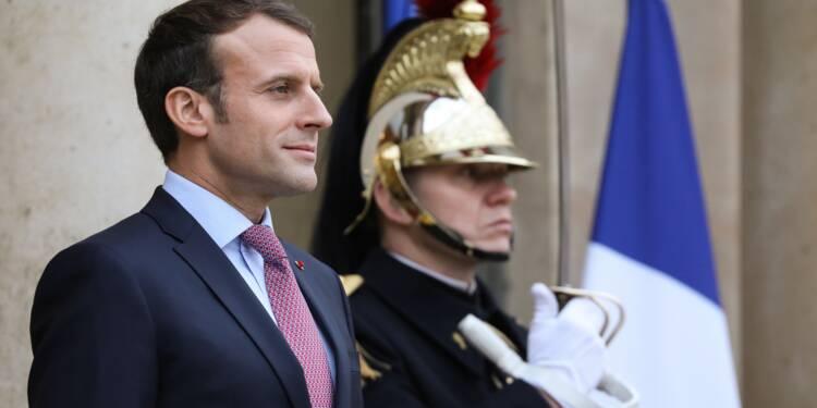 Les investisseurs étrangers en France plus confiants depuis l'arrivée de Macron