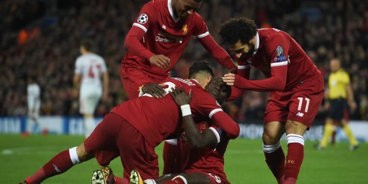 Ligue des champions: les derniers billets pour Liverpool, Séville, Shakhtar et Porto
