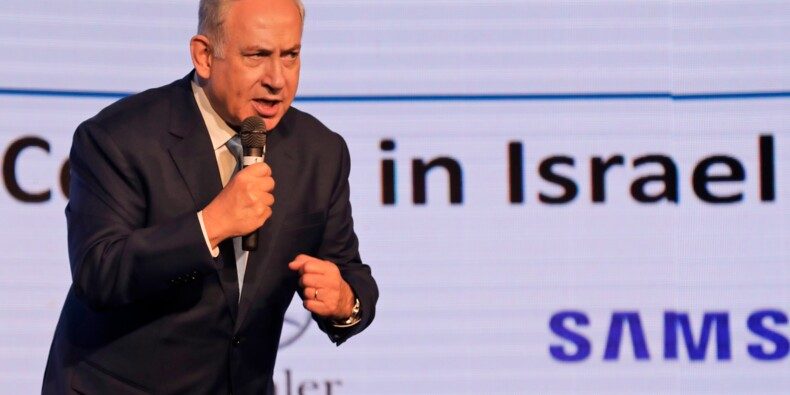 """Netanyahu salue un """"jour historique"""" après l'annonce de Trump sur Jérusalem"""