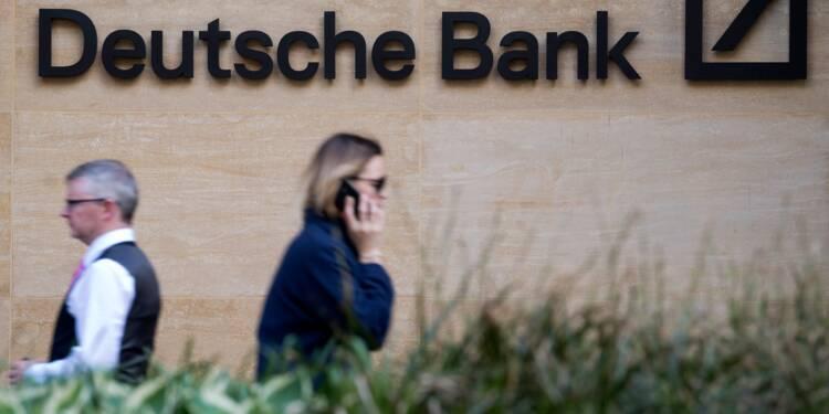 Etats-Unis: UBS, Deutsche Bank et HSBC à l'amende