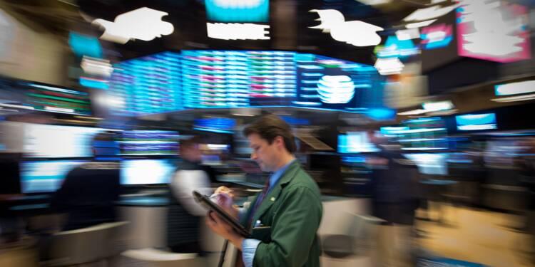 A Wall Street, le Dow Jones et le S&P 500 à des records