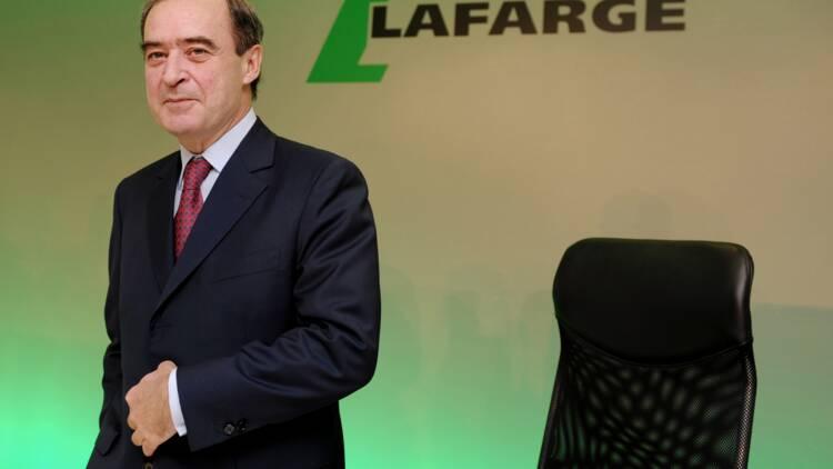 """Lafarge : mise en examen de l'ex-PDG pour """"financement d'une entreprise terroriste"""""""