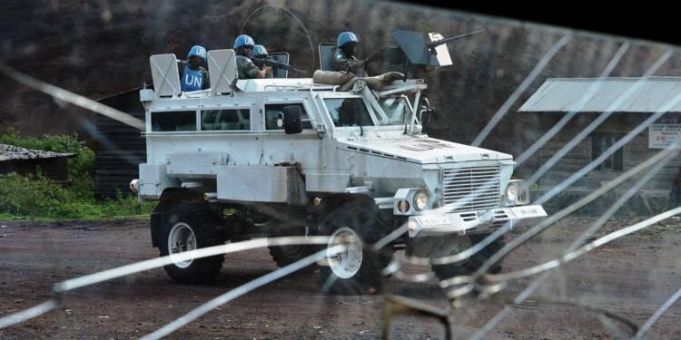 RDC: 15 Casques bleus tués, pire attaque contre une force de l'ONU depuis 24 ans