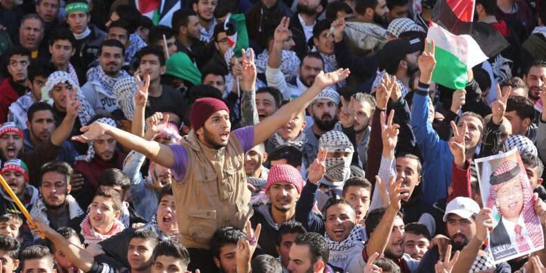 Protestations dans le monde musulman contre la décision de Trump sur Jérusalem