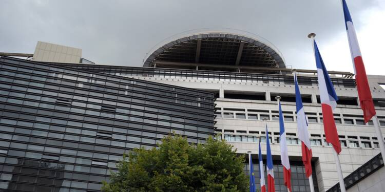 Baisse du déficit budgétaire de la France