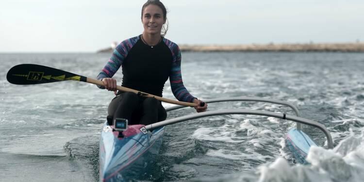 Au Pays Basque, des pirogues hawaïennes 100% françaises