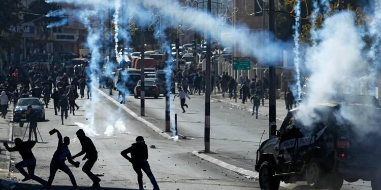 Statut de Jérusalem: le Fatah appelle à la poursuite des manifestations