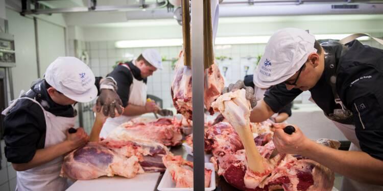A l'école professionnelle de la boucherie, les ateliers font le plein d'apprentis