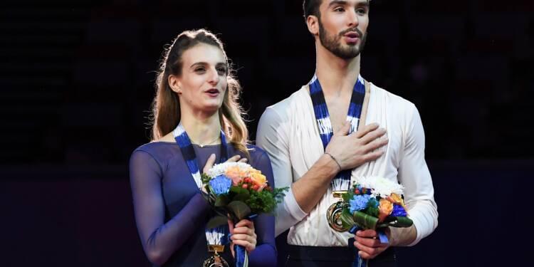 Patinage: Papadakis et Cizeron font sauter le verrou canadien en finale du Grand Prix