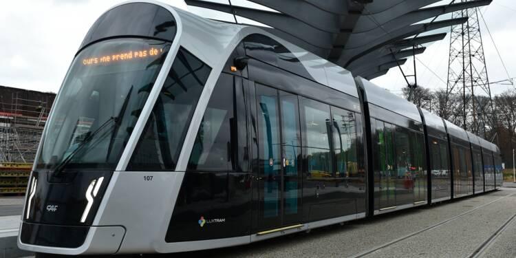 Avec son tram, Luxembourg est sur les rails de la multimodalité