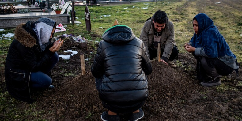Migrants: Madina, la petite Afghane qui ne verra jamais Londres