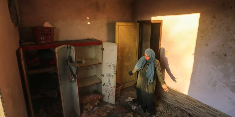 Deux Palestiniens tués dans des raids israéliens à Gaza (Hamas)