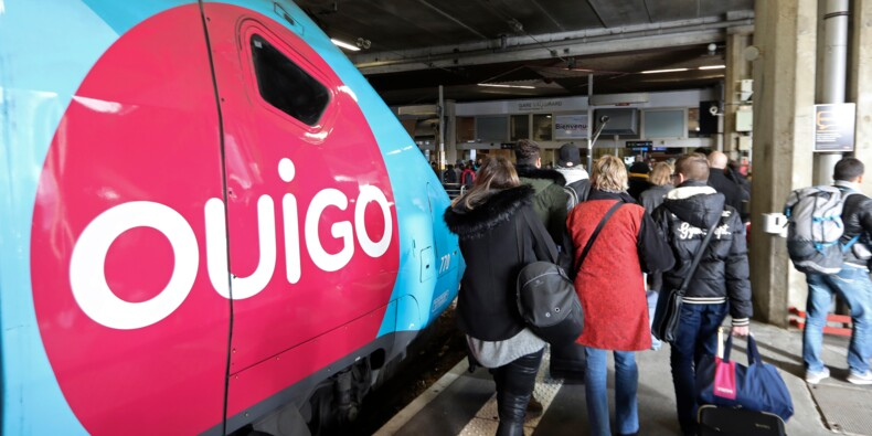 Ouigo : vous pouvez désormais prendre ce TGV low-cost depuis Paris même