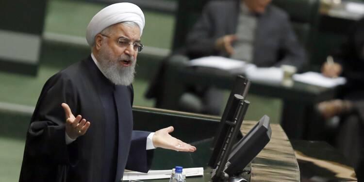 L'Iran espère une forte croissance économique en 2018/2019