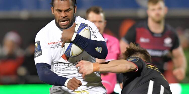 Rugby: l'étoile polaire Clermont brille chez les Saracens en Coupe d'Europe