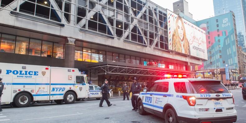 Nouvel attentat terroriste à New York, trois blessés