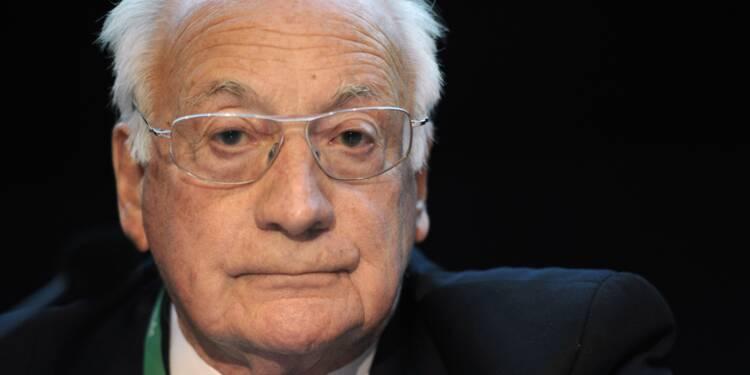 Décès de l'ancien patron de Ouest-France, François-Régis Hutin