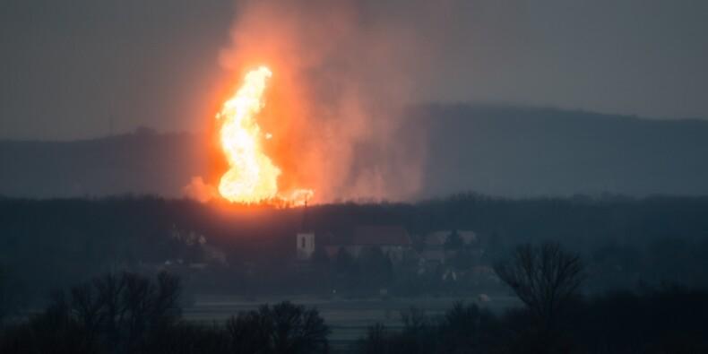 Explosion dans un terminal gazier en Autriche: un mort et 18 blessés