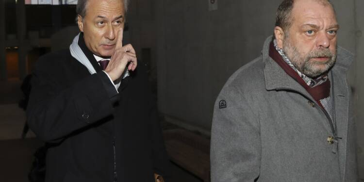 Tron, Merah: l'avocat Eric Dupond-Moretti, le colosse des assises