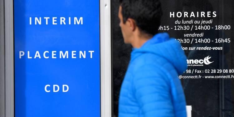 Le boom de l'intérim, signe de reprise ou flexibilité accrue de l'emploi ?