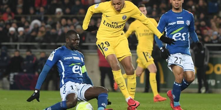 Coupe de la Ligue: le PSG retourne à Strasbourg, l'OM et l'OL également à l'extérieur