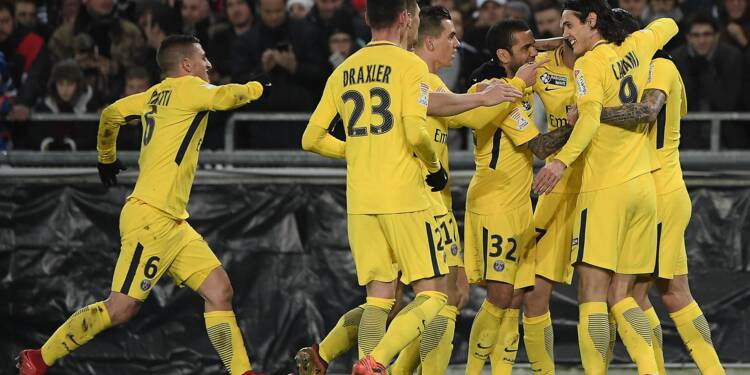 Coupe de la Ligue: Paris tient sa revanche, Lyon et Marseille à la trappe