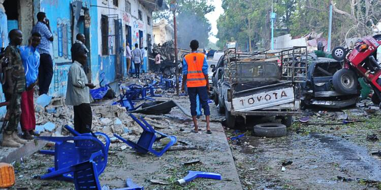 Somalie: au moins 13 policiers tués dans un attentat à Mogadiscio