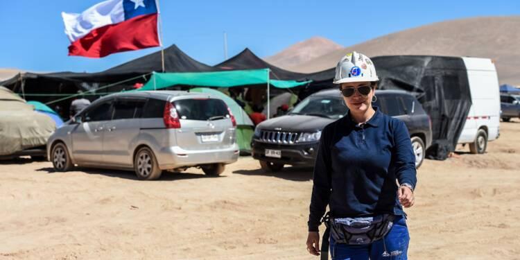 Le cuivre, poule aux oeufs d'or du Chili et défi du prochain président