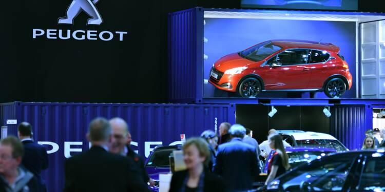 Les ventes de PSA dopées par Peugeot et Opel malgré le revers en Chine
