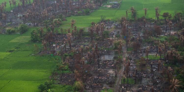 Birmanie: 6.700 Rohingyas tués en Birmanie le premier mois des violences